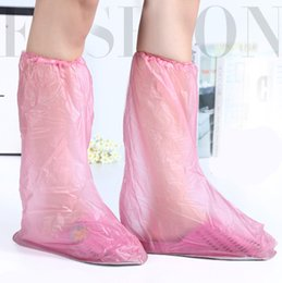 boots for men wholesale shoes UK - Waterproof Poncho For Boots Elastic Shoes Resists Water, Dirt and Mud Dirt and Mud Carpet ,PVC High Quality Fast shipping.