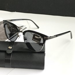 Small packageS online shopping - 701 Luxury Sunglasses For Men Special UV Protection Women Designer Vintage Small Cat Eye Frame Top Quality Come With Package