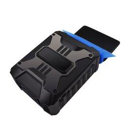 Ames Aksesuarları Hayranları ALLOYSEED Mini Vakum USB Laptop Soğutucu Hava Çıkarma Egzoz Soğutma Fanı CPU Soğutucu N ...