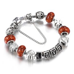 valentines days gifts bracelets for pandora bracelet for pandora jewelry charms bracelet floating charms bracelet style010 - Pandora Valentines Bracelet