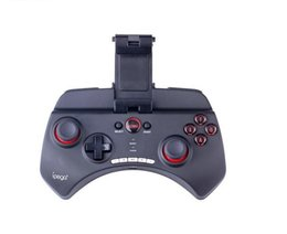 Wireless Pc Controllers NZ - 2018 Hot Selling iPega PG-9025 9025 Wireless Bluetooth Gamepad Game controller Joystick For iPhone iPad Projector TV BOX Android phones PC