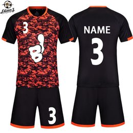 Survetement Football jerseys kids men blank soccer jerseys set football  training jerseys suits boys sports football uniform e41190e37