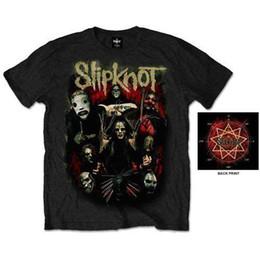 Опт Slipknot 'Come Play Dying' футболка-новый официальный сайт