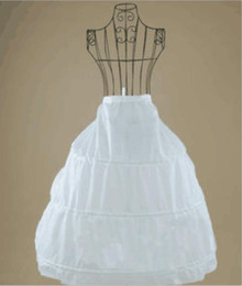 Wedding Dress Full Petticoat Australia - Dresses Brackets Full Ball Gown Petticoats Round Support Hoop for Wedding Dresses and Formal Gowns Useful Pannier Crinoline Bustle