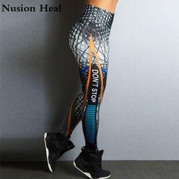 Super Tight Yoga Pants NZ - Super Stretchy Gym Tights Energy Seamless Tummy Control Yoga Pants High Waist Sport Leggings Purple Running Pants Women Trousers