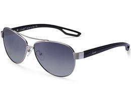 China Carfia Polarized Sunglasses for Women Big Size 61mm Polarized Sun lgasses 100% UV400 Protection Glare-Free suppliers