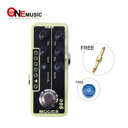 $enCountryForm.capitalKeyWord Australia - Mooer Micro Digital Preamp 006 Classic Deluxe Delay and reverb effect pedal with 3band and 2 different modes for footswitch operation guitar