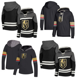 sudadera con capucha de spandex al por mayor-Vegas Golden Knights Hoodie Marc Andre Fleury William Karlsson Reilly Smith Tuch Max Pacioretty Marchessault Hunt Costited Hockey Pullover