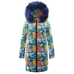 $enCountryForm.capitalKeyWord UK - High Quality Winter Jacket Coat Women Fashion Parkas Coat Female Down Jacket With a Hood Large Faux Fur Collar