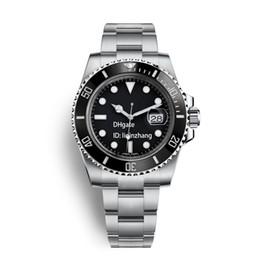 Men Sports Hand Watch Australia - High Quality Luxury Watch Men Watch 40mm Automatic Mechanical Watch Business Sports Noctilucent Waterproof 30M Sapphire Wristwatch