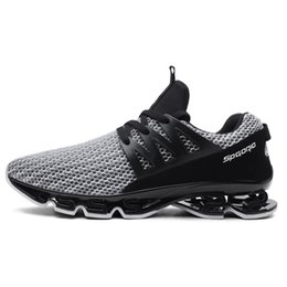 e71ab3fe6348 LoadingFunds New Men s Running Shoes Spring Blade Sneakers Cushioning  Outdoor Male Sport Shoes For Men Athletic