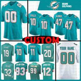 49f49f50 ... hot custom miami dolphins jersey 39 larry csonka 10 kenny stills 47  kiko alonso 20 reshad