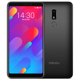 "Discount android 4g mobile - Original Meizu V8 3GB RAM 32GB ROM 4G LTE Mobile Phone MT6739 Quad Core Android 5.7"" IPS 13.0MP mTouch Face Fingerp"