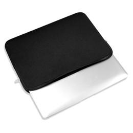 Uygun Yumuşak Laptop Kol Çantası Koruyucu Fermuar Dizüstü Bilgisayar Kasası Bilgisayar Kapağı için 11 13 15 inç Dizüstü Dizüstü ...