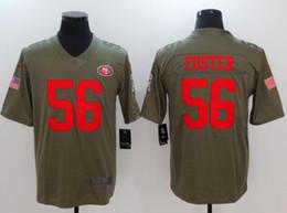 10 Jimmy Garoppolo Jersey Richard Sherman Marquise Goodwin 49ers custom  authentic elite american football jerseys women mens youth kids 4XL 9f36497c1