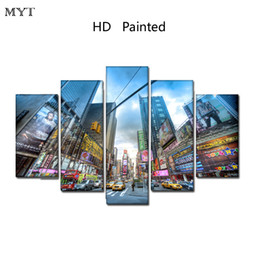 China MYT HD Printed Artwork Canvas Art Print Painting Poster Wall Pictures For Kids Room Home Decorative Bedroom Decor No Frame cheap decorative pictures for bedrooms suppliers