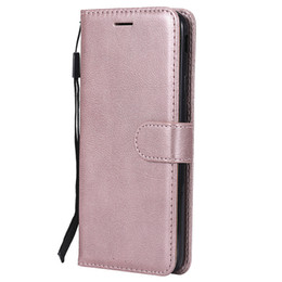 Chinese  Wallet Case For Samsung Galaxy J7 Prime Flip back Cover Pure Color PU Leather Mobile Phone Bags Coque Fundas For Galaxy J7 Prime manufacturers
