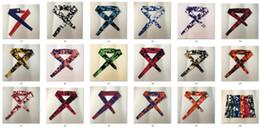 digital camo stirnband 100 stücke kleine kuba puerto rico neue krawatte zurück stirnbänder schweißband moisure wicking trainingsübung sport band 18 farbe
