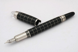 $enCountryForm.capitalKeyWord Canada - Crystal Head carbon fiber BLACK offiice new line Lacquerred Fountain Pen