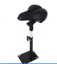 8 inch   10 inch electric scooter seat Chair cushion can be folded for special shock saddle scooter seat on Sale