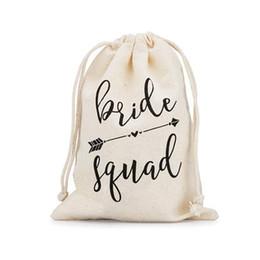 8bad5d343ea8 Wedding Party Bride Squad Gift Bag