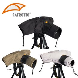 $enCountryForm.capitalKeyWord Australia - wholesale Camera Bags Camera Rain Cover Coat Bag Protector Rainproof Against Dust Raincoat for Canon Nikon Pendax DSLR SLR Camer