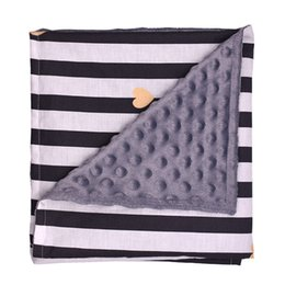 $enCountryForm.capitalKeyWord UK - wholesale baby minky blankets infant chevron swaddle children print leopard camouflage blankets boys girls gold dot owl blankets