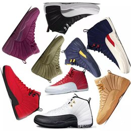 $enCountryForm.capitalKeyWord NZ - 12 12s men basketball shoes Bulls Michigan College Navy UNC NYC Gym Red Wheat Dark Grey Bordeaux playoffs Flu Game mens Sports sneakers