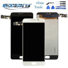 Preto / branco UMIDIGI Z1 Display LCD + Tela de Toque 100% Testado Digitador Painel de Vidro Substituição Para UMI Z1 Z 1 + Ferramentas venda por atacado