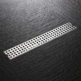 $enCountryForm.capitalKeyWord NZ - 304 stainless steel floor drain rectangular bathroom shower room deodorant drain