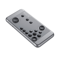 bluetooth remote mobiles 2019 - Portable Bluetooth gamepads MOCUTE-055 for Strike of Kings Mobile Game Handheld Joystick Android iCade TV BOX Remote Con