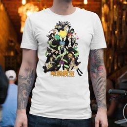 T-SHIRT UNISEX DA SALA DE AULA DA ASSASSINAÇÃO | Koro Sensei, Anime, Manga Em Torno Do Pescoço Melhor Venda Masculino Camisa De Algodão Natural venda por atacado