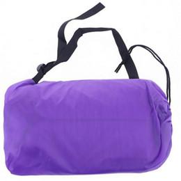 $enCountryForm.capitalKeyWord Australia - free shipping 11 colors Sleep Bag Lazy Inflatable Beanbag Sofa Chair, Living Room Bean Bag Cushion, Outdoor Self Inflated Beanbag Furniture