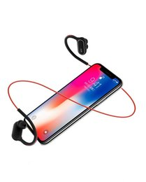 China G15 earphones Newest G15 bluetooth headphones wireless Sports Running Headsets Ear Hook Earbuds With Mic for iphone samsung with retail box suppliers