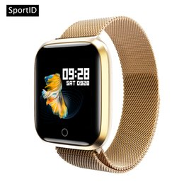 $enCountryForm.capitalKeyWord Australia - Smart Watch Waterproof Heart Rater Sport Wristwatch Q8 Bluetooth Smartwatch Fitness Track for Android IOS