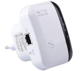 Puente AP inalámbrico 300 Mbps Wifi Repetidor 802.11n / b / g Red Wifi Punto de acceso Antena UE EE.UU. Reino Unido AU Enchufe de pared Repetidor Wifi