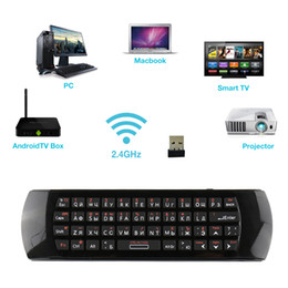 learn russian 2018 - rii i25a Original Rii i25A Russian Layout 2.4Ghz Wireless Mini Keyboard Air Fly Mouse with IR Remote Control Learning an
