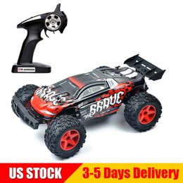 HigH electric sHock online shopping - SUBOTECH WD RC Car KMH Off Road G RC Car High Speed Desert Buggy Remote Control Car BG1518 RED US STOCK