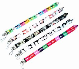 Mobile free gifts online shopping - Super Star Marilyn Monroe Fashion Mobile Cell Phone Lanyard Neck Straps Party Gifts