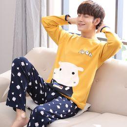 891cdab0a5 2018 winter silk satin couple pajamas set long sleeve trousers sleepwear  women mens silk pyjamas set plus