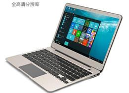 Discount russian language - 12.5inch ultrathin laptop pocket pad APOLLO N3450 6G DDR3 64GB SSD WINDOWS 10 free language sticker USB led CDEK russian