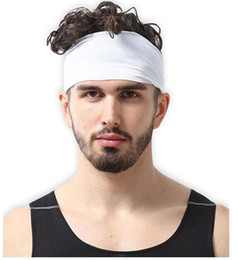 $enCountryForm.capitalKeyWord UK - Explosive sports headband running exercise sweat-absorbent hair band outdoor riding anti-sweat hair band 8 color in stock 2019!