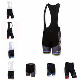 BORA Hombres Ciclismo Shorts Bib Pantalones cortos Pantalones ciclismo ropa  camisa de ciclismo múltiples opciones D904 3d2dc16f9044