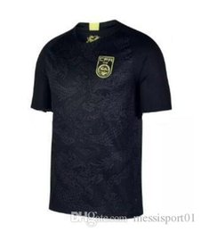 $enCountryForm.capitalKeyWord UK - 2018 19 Chinese black dragon soccer jersey black football Jersey the china national team black dragon Jersey national football uniform.