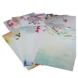 Discount letter writing sheets 48 sheets Writing Stationery Paper, Letter Writing Paper Letter-SCLL