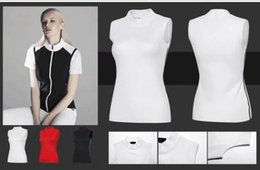 White Rabbit Hair Australia - 2017 PX sleeveless sweater for women golf winter keep warm rabbit hair smooth touching woollen vest 3 color OEM available