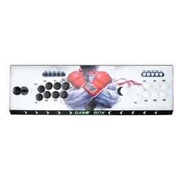 Game arcade joystick button online shopping - Pandora s box D can store Games Arcade Console Zero Delay Joystick Buttons Controller PCB Board HDMI VGA Output Video Game Free DHL