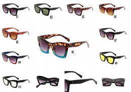 01d37b13d6 Fashion famous sunglasses brand 41399 women man metal frame mirror sun  glasses high quality low price driving eyeglasses 2018