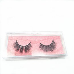 human lashes UK - 2018 Seashine 10 Pair Makeup Eyelashes 3D eyelashes long lasting mink lashes natural dramatic volume eye lashes extension false eyelashes