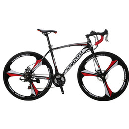 282b6a140c2 Cyrusher XC550 Racing Road Bike 700Cx28C Steel Frame 21 Speed 27.5